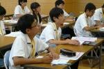平成24年度 体験入学<三国中学校>【23】