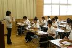 平成24年度 体験入学<三国中学校>【24】