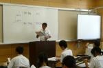 平成24年度 体験入学<三国中学校>【29】