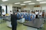 平成24年度 体験入学<春日東中学校>【8】