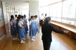 平成24年度 体験入学<春日東中学校>【9】