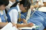 平成24年度 体験入学<春日東中学校>【13】