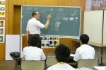 平成24年度 体験入学<春日東中学校>【30】