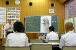 平成24年度 体験入学<春日東中学校>【33】
