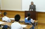 平成24年度 体験入学<那珂川南中学校>【3】