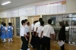 平成24年度 体験入学<那珂川南中学校>【5】