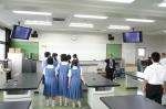 平成24年度 体験入学<那珂川南中学校>【6】