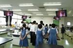 平成24年度 体験入学<那珂川南中学校>【21】