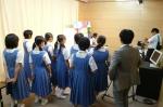 平成24年度 体験入学<那珂川南中学校>【23】
