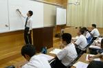 平成24年度 体験入学<那珂川南中学校>【24】