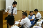平成24年度 体験入学<那珂川南中学校>【25】