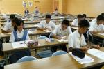 平成24年度 体験入学<那珂川南中学校>【27】
