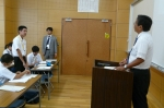平成24年度 体験入学<那珂川南中学校>【29】