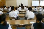 平成24年度 体験入学<天拝中学校・大野東中学校>【5】