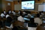 平成24年度 体験入学<天拝中学校・大野東中学校>【8】