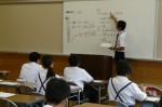 平成24年度 体験入学<天拝中学校・大野東中学校>【13】