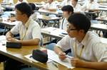 平成24年度 体験入学<天拝中学校・大野東中学校>【14】