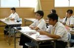 平成24年度 体験入学<天拝中学校・大野東中学校>【15】