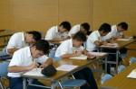 平成24年度 体験入学<天拝中学校・大野東中学校>【18】