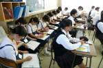 平成24年度 体験入学<天拝中学校・大野東中学校>【22】
