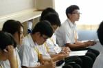 平成24年度 体験入学<天拝中学校・大野東中学校>【24】
