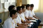 平成24年度 体験入学<天拝中学校・大野東中学校>【26】