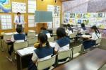 平成24年度 体験入学<天拝中学校・大野東中学校>【28】