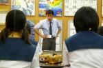 平成24年度 体験入学<天拝中学校・大野東中学校>【32】