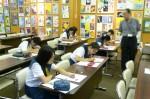 平成24年度 体験入学<天拝中学校・大野東中学校>【36】