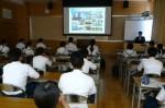 平成24年度 体験入学<天拝中学校・大野東中学校>【37】