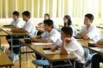 平成24年度 体験入学<天拝中学校・大野東中学校>【39】