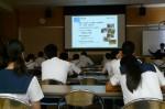 平成24年度 体験入学<天拝中学校・大野東中学校>【40】