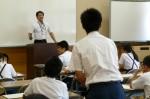 平成24年度 体験入学<天拝中学校・大野東中学校>【41】