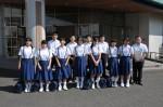 平成24年度 体験入学<天拝中学校・大野東中学校>【44】