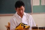 入選 『ねむ気と戦う友人』 浮羽工業高 江藤 亮介