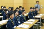 平成24年度 体験入学<春日野中学校>【4】