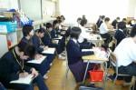 平成24年度 体験入学<春日野中学校>【10】