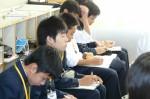 平成24年度 体験入学<春日野中学校>【11】