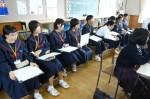 平成24年度 体験入学<春日野中学校>【12】