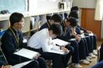平成24年度 体験入学<春日野中学校>【13】