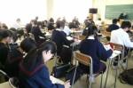 平成24年度 体験入学<春日野中学校>【14】