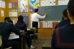 平成24年度 体験入学<春日野中学校>【22】