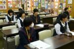平成24年度 体験入学<春日野中学校>【23】