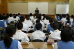 平成25年度 体験入学<大野中・太宰府中・比良松中>【2】