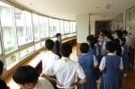 平成25年度 体験入学<大野中・太宰府中・比良松中>【10】