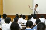 平成25年度 体験入学<大野中・太宰府中・比良松中>【42】
