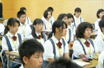 平成25年度 体験入学<春日北中学校・天拝中学校>【4】