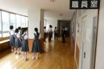 平成25年度 体験入学<春日北中学校・天拝中学校>【9】