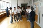 平成25年度 体験入学<春日北中学校・天拝中学校>【10】