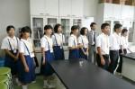 平成25年度 体験入学<春日北中学校・天拝中学校>【11】